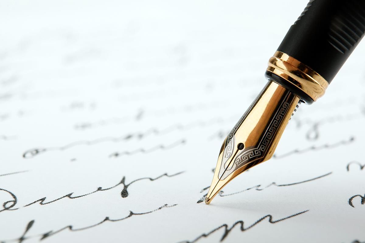 Jak pisać piórem - porady dla początkujących